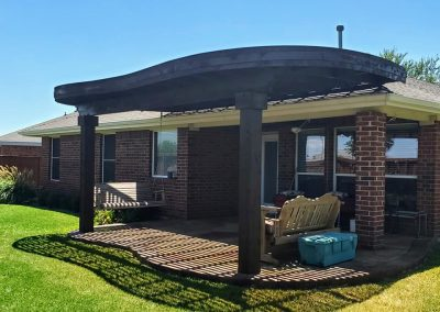 Arbor Staining in Plano and Frisco