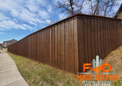 Backyard Fence Staining Near Me