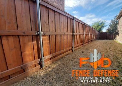 Best Fence Staining Company