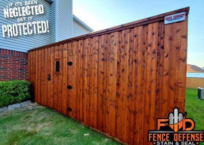 Best Stain For Cedar Fence Pro