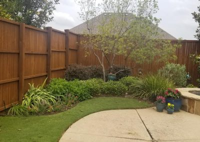 Best Texas Fence Staining Company
