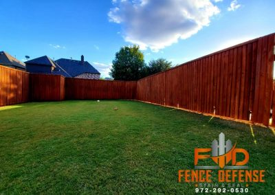 Best Wood Fence Stain Company Plano