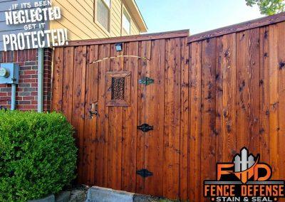 Cedar Fence Sealer