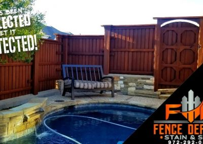 Expert Fence and Gate Staining Company
