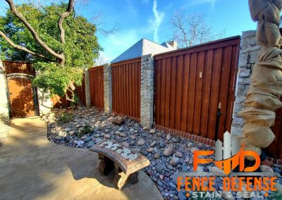 Expert Fence Staining Company in Carrollton