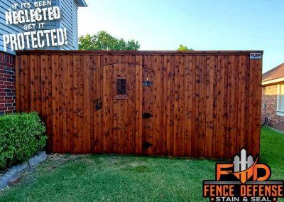 Fence and Gate Staining Richardson