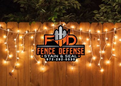 Fence Defense Makes Your Fence Look New Again