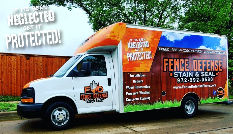 Fence Defense Professional Staining Company