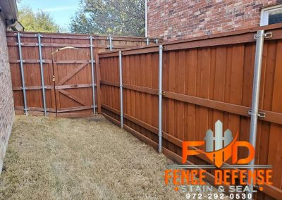 Fence Stain and Sealer