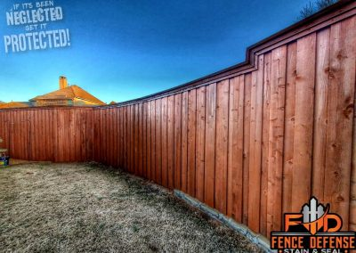 Fence Stain Company North Texas