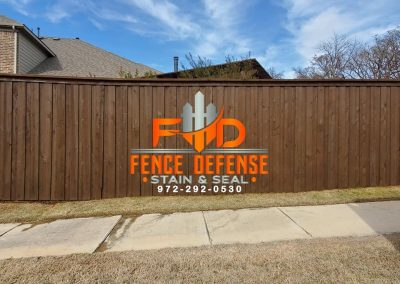 Fence Staining and Repair Company Near Me