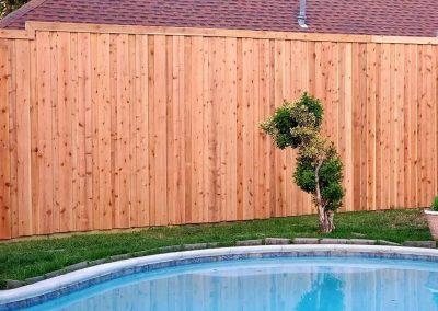 Fence Staining McKinney TX