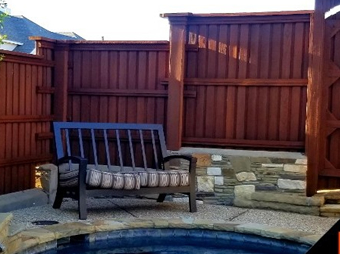 Fence Staining Professional Service Plano TX