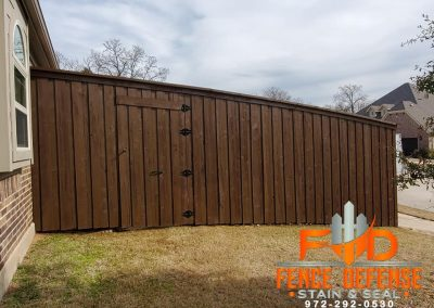 Fence Staining Service Company Near Me