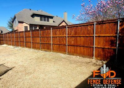 Frisco Fence Restaining Company