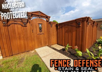 Gate And Fence Staining Company