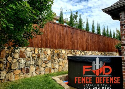 How to Restain A fence by Fence Defense