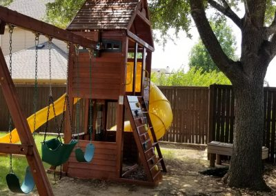 Playset Staining Company