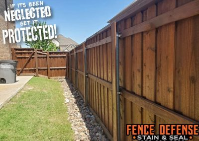 Professional Fence Stain Sealer Plano