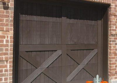 Professional Garage Door Staining Company