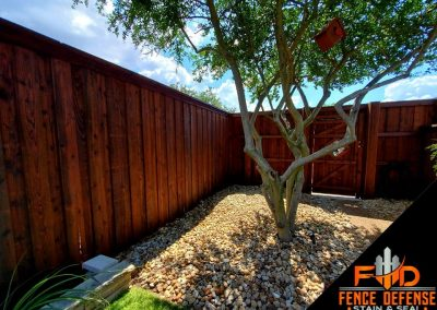 Quality Fence Staining Plano