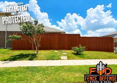 Wood Fence Stain and Sealer