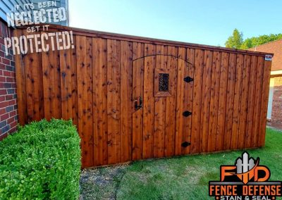 Wood Fence Staining Company In Garland