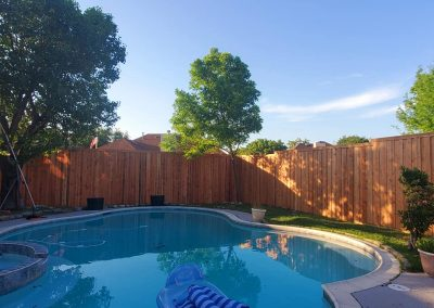 Wylie Fence Staining Contractor