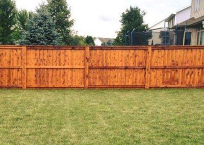Frisco Fence Staining Company Cedar Tone Transparent