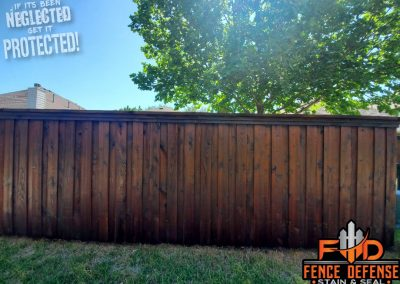Oxford Brown Transparent Fence Stain