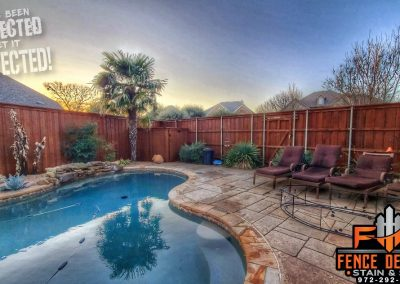 Fence Staining Professional Frisco, TX