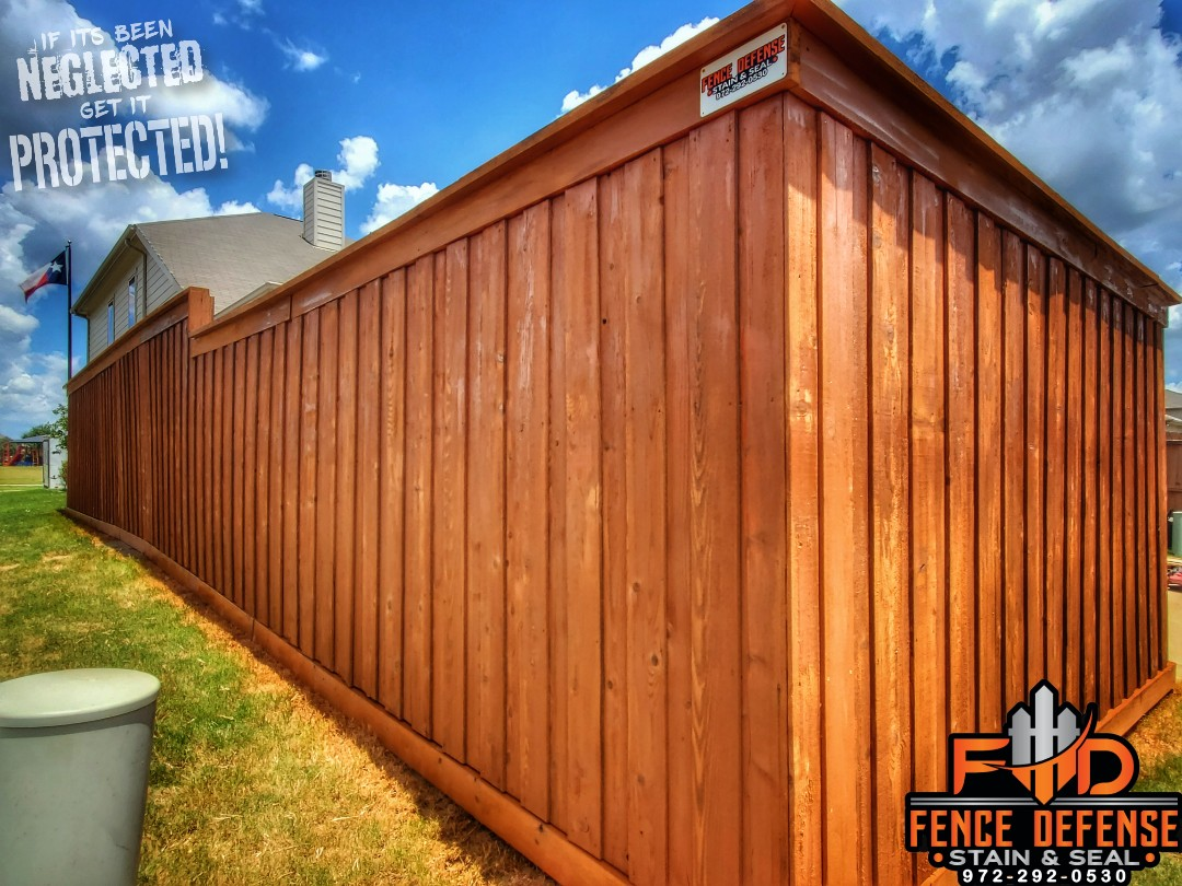 Sierra Semi-Transparent Stain For Your Board On Board Fence