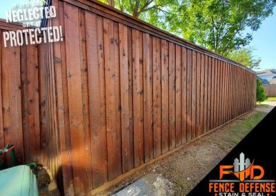 Pro Fence Staining Company